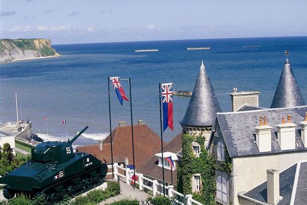 Normandy Beaches Tour  Tour Battlefields Amp Beaches Of Normandy