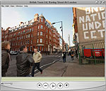 Banksy 'One Nation Under CCTV' Virtual Tour