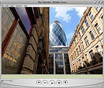 'The Gherkin' Virtual Tour
