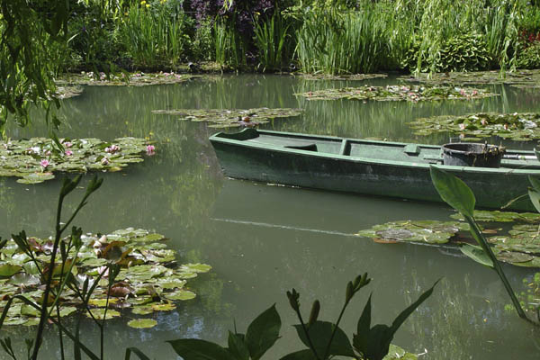 Lily Pond at Giverny
