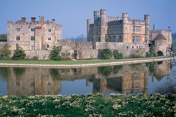 Leeds Castle, 'The Loveliest Castle in the World'