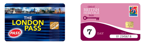 Tours and Travel Passes for London and Britain