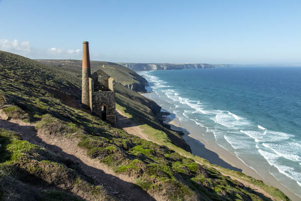 Poldark Location. Wheal Coates © Matt Jessop