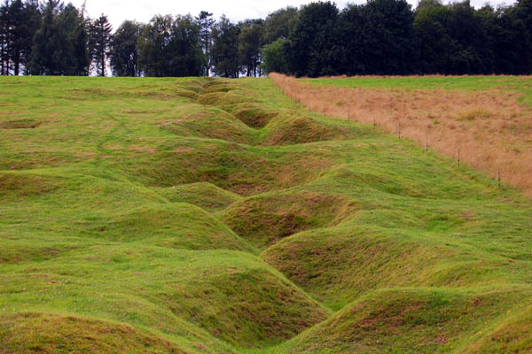 Beaumont Hamel, Battle of the Somme