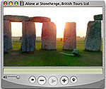 Stonehenge at Dawn Virtual Tour