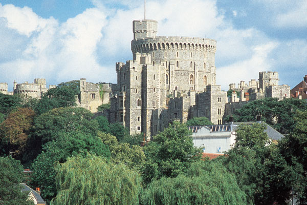 Queen 39 S Private Apartments Windsor Castle